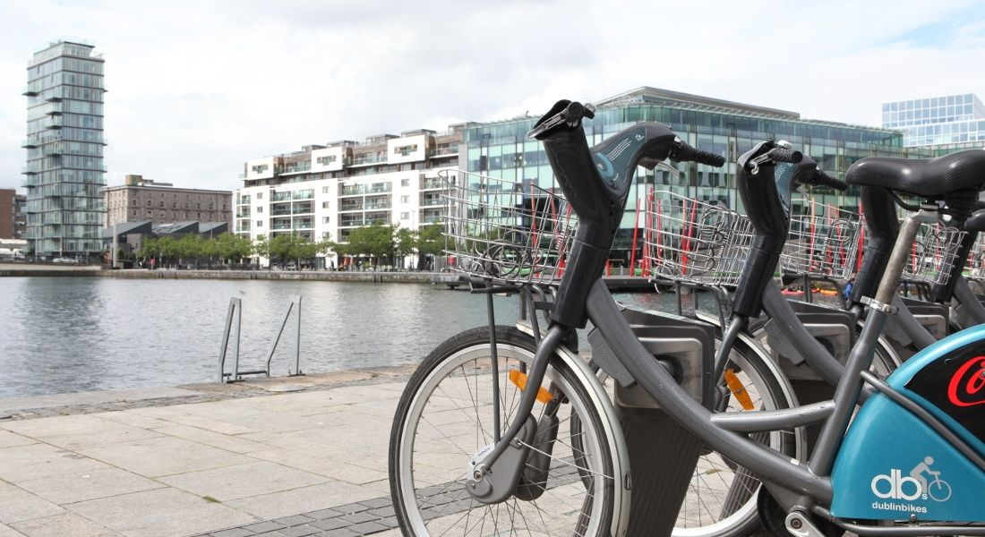 The Tenable office is at Dublin's 'Silicon Docks'. Image: Connor McKenna