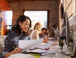 Millennials, creatures of new working habits (infographic)