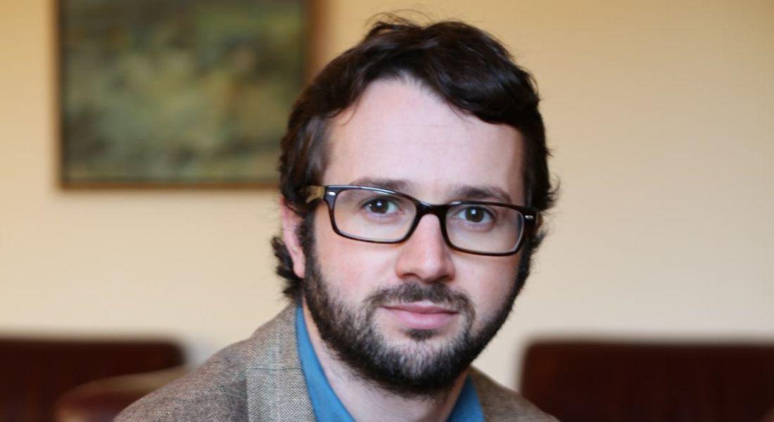 Dr Owen Clarkin, DCU