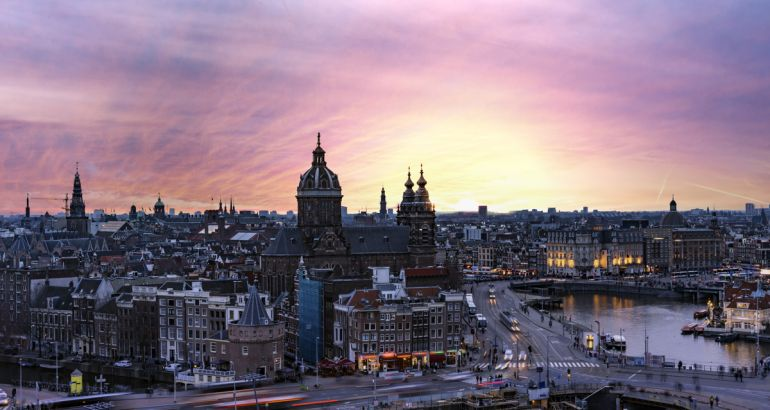 Netflix creates 400 jobs in Amsterdam in epic European content drive