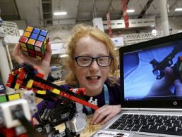 Coder Girl Hack Day, a music and gaming showpiece in Dublin