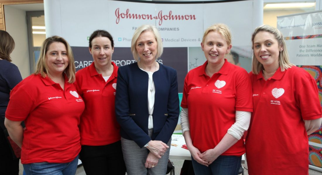 Liz Dooley, Janssen Sciences Ireland. Biopharma jobs