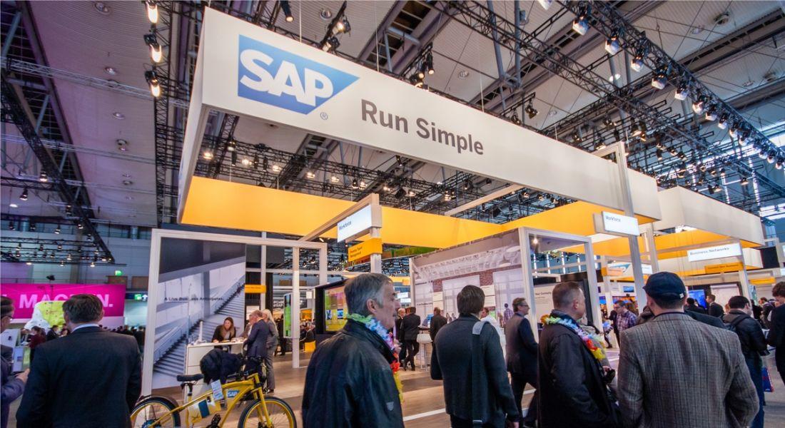 SAP stand
