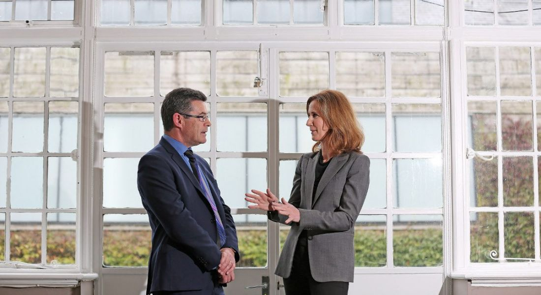 Siemens and Engineers Ireland forge life sciences training pact