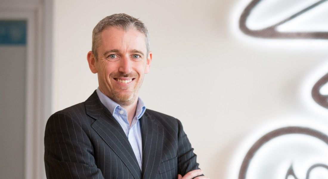 Mark Redmond, Three Ireland