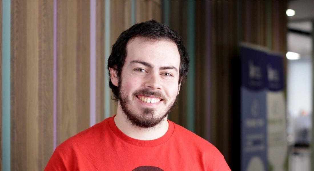 Aaron Cotter, senior software engineer, Liberty IT