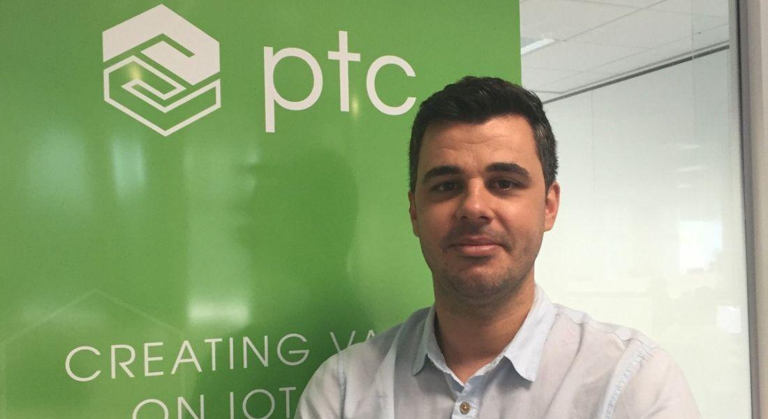 Cesar Alvernaz, senior software engineer, PTC