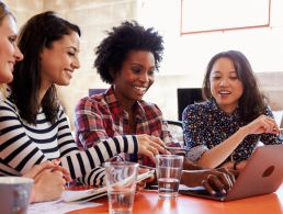 At the Aon Centre, diversity isn't just a buzzword