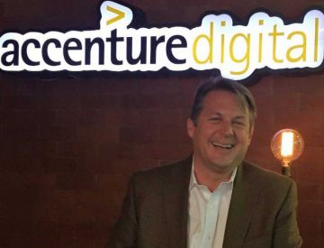 Accenture Digital CEO: 'The future is about extending your reality'