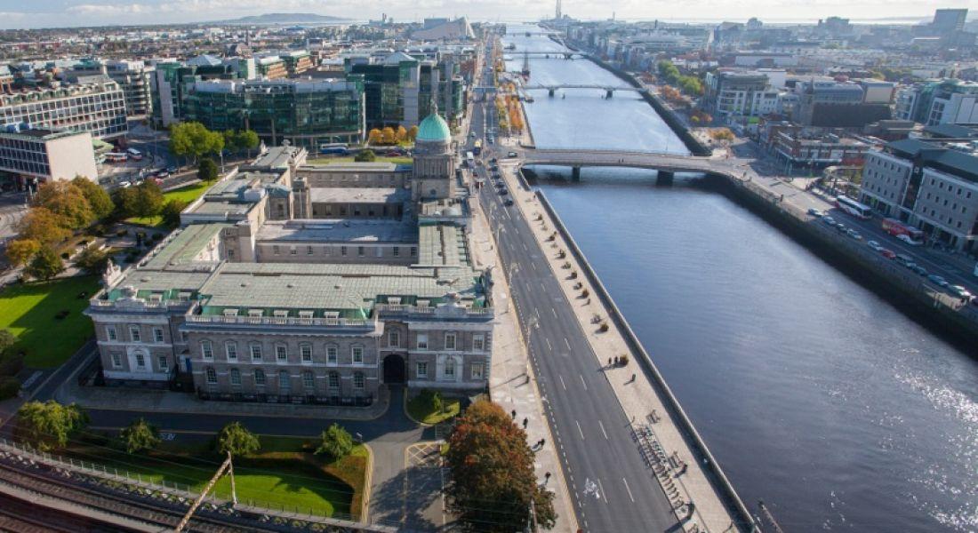 Dublin. Image: David Soanes/Shutterstock