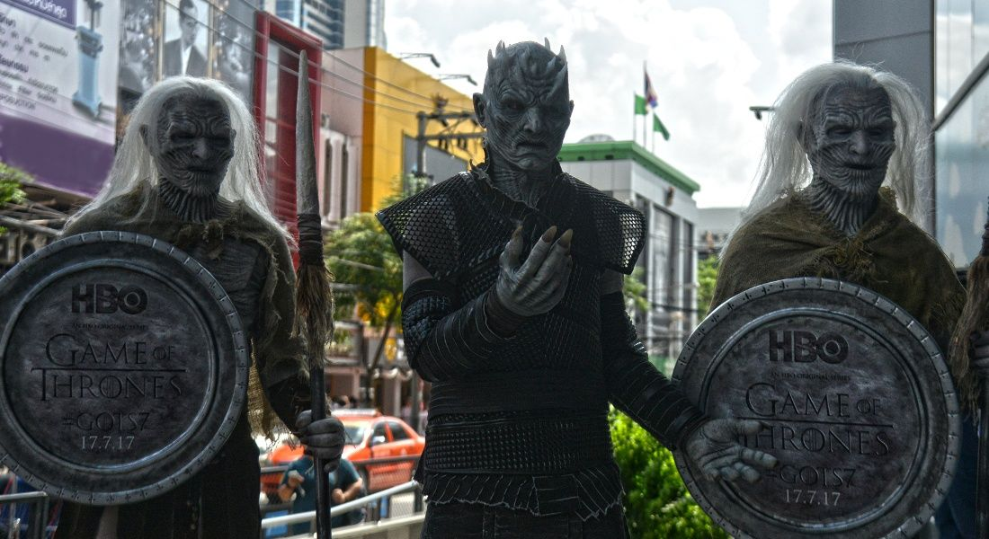Game of Thrones. Image: Sarunyu L/Shutterstock