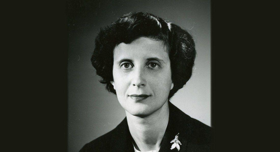 Jean Sammet. Image: IBM Archives