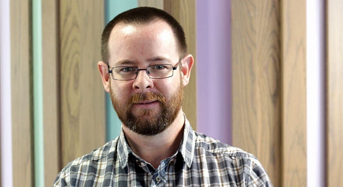 Paul Degan, principal security analyst, Liberty IT. Cybersecurity profile
