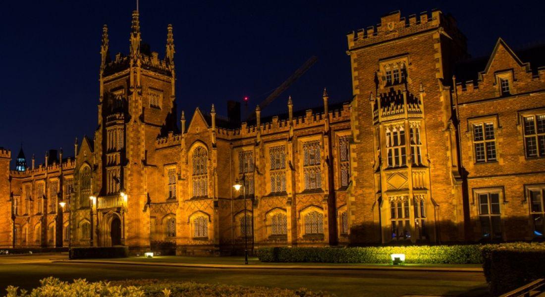 Queen's University. Image: Gena_BY/Shutterstock