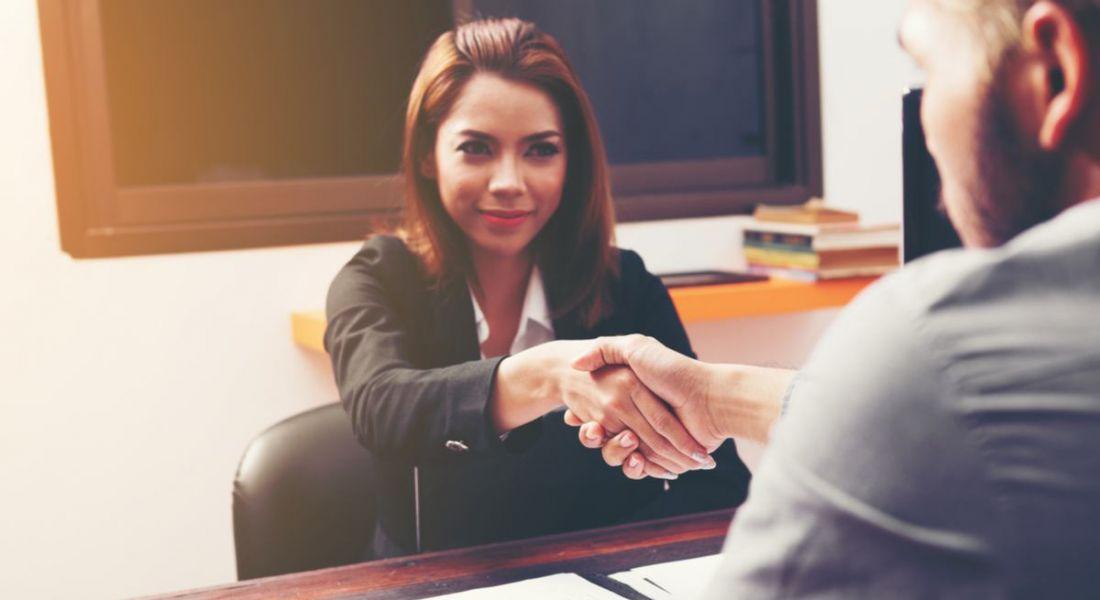 Tech sales job interview tips