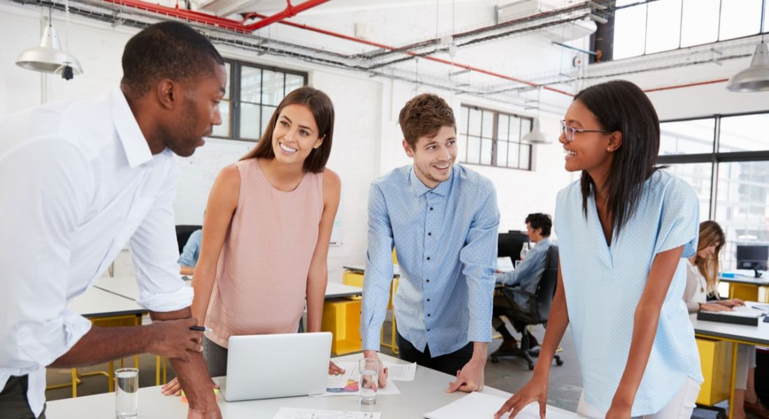 How to hold onto the millennial workforce