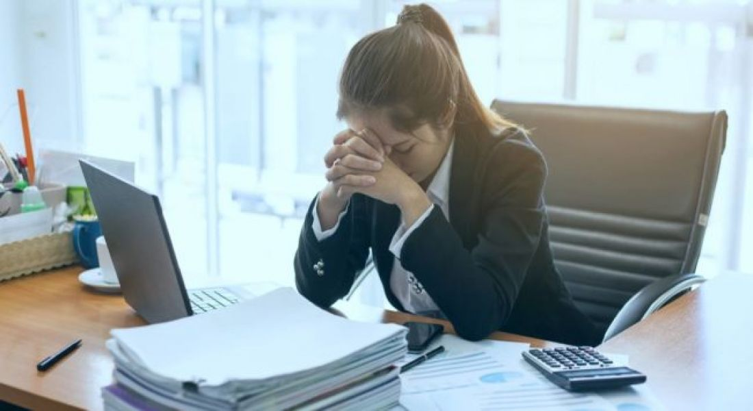 Imposter syndrome: How to deal with feeling like a failure at work