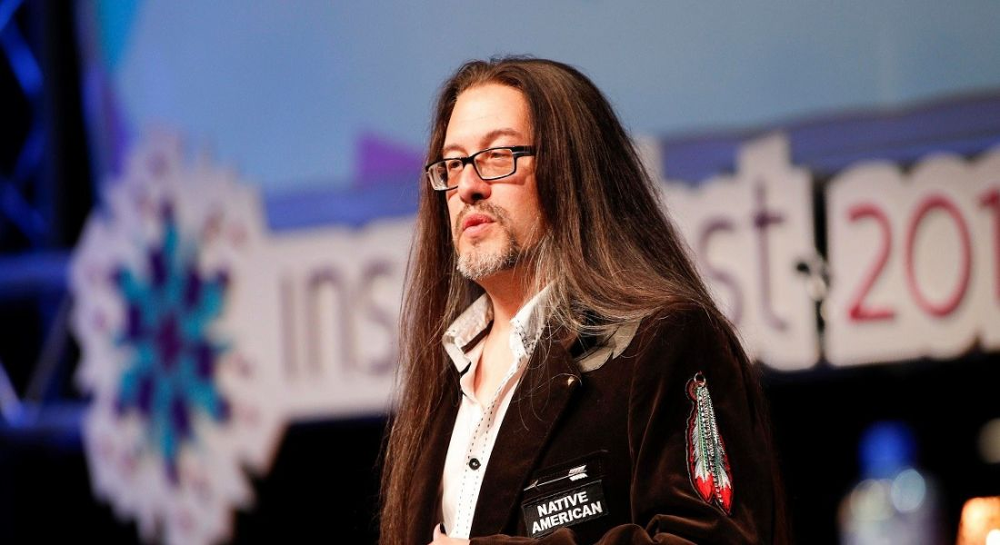 John Romero: A boy from the desert who learned about STEAM the hard way