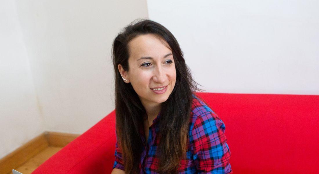 Lucia Navaza, Deloitte