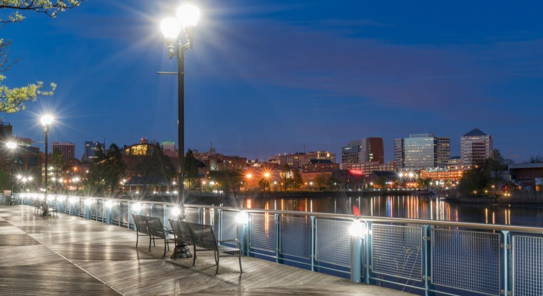 Tech jobs outside Silicon Valley: Wilmington, Delaware