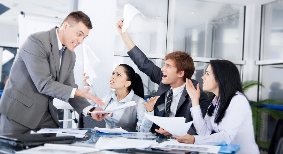 12 things not to say around the office