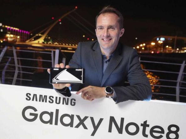 Take Note: Samsung's Conor Pierce on the future of smartphones