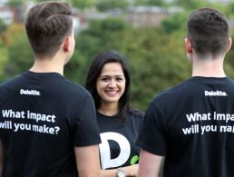 At Deloitte, all levels are approachable and willing to help