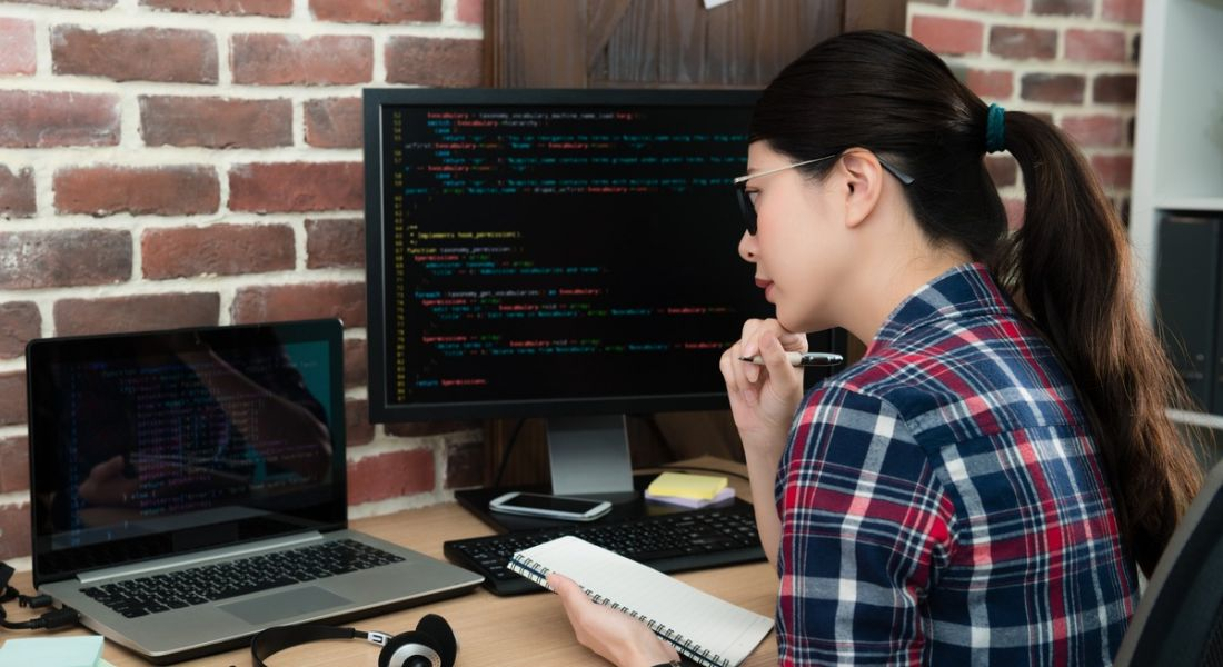 Women don't need to know how to code