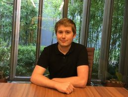 Account executive from France makes move to 'European Silicon Valley'