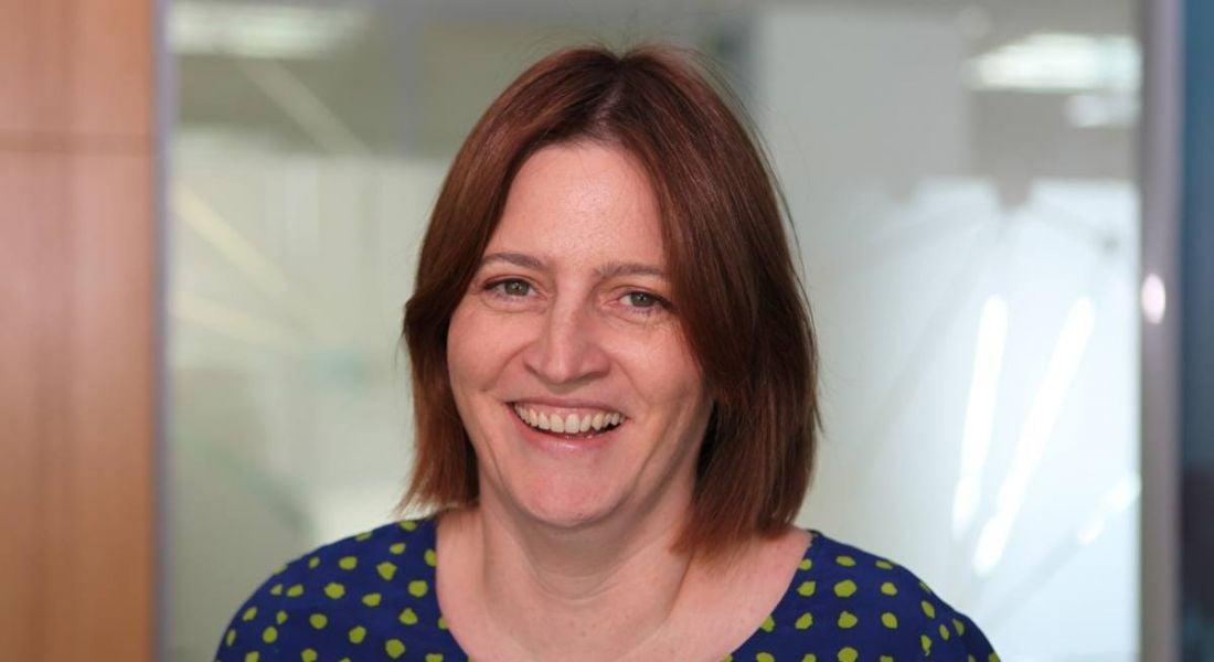 Petrina Leslie, payments development manager at eShopWorld.