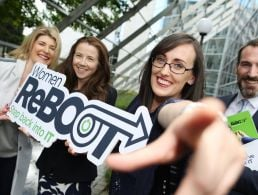 BTYSTE head Mari Cahalane: 'Bet on STEM because tomorrow's jobs haven't been invented'