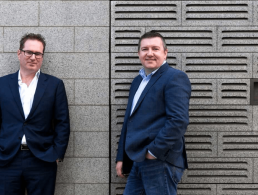 HP Services: Denis Neavyn, Brendan McKeefry and Shea O'Driscoll