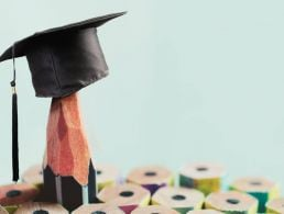 How to balance a full-time job with a part-time master's degree