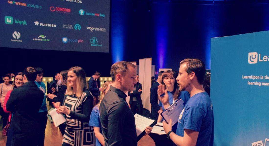 upstarter networking event
