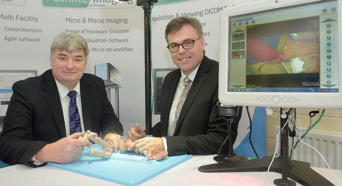 Medical firm Cirdan Imaging creates 46 jobs in Lisburn in £2m push