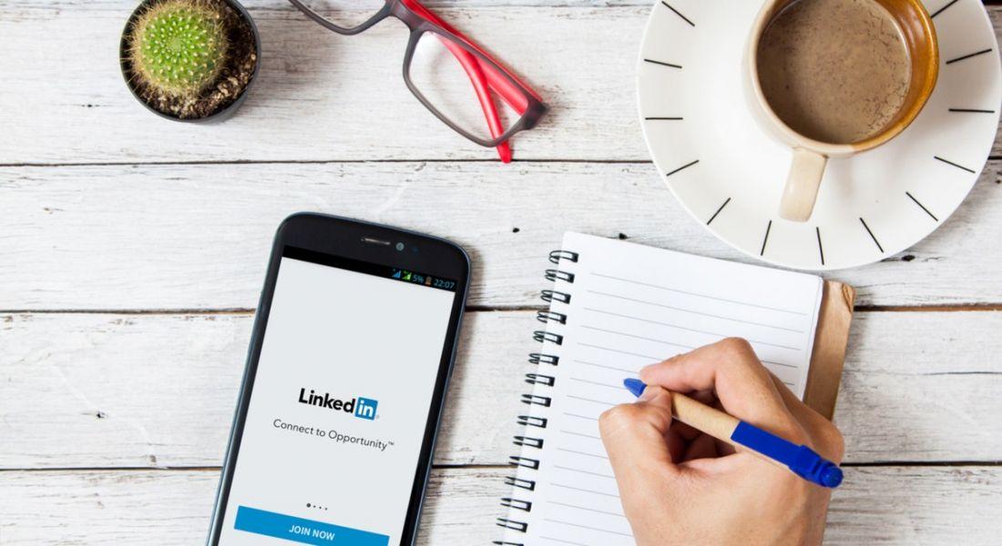 LinkedIn job search tips