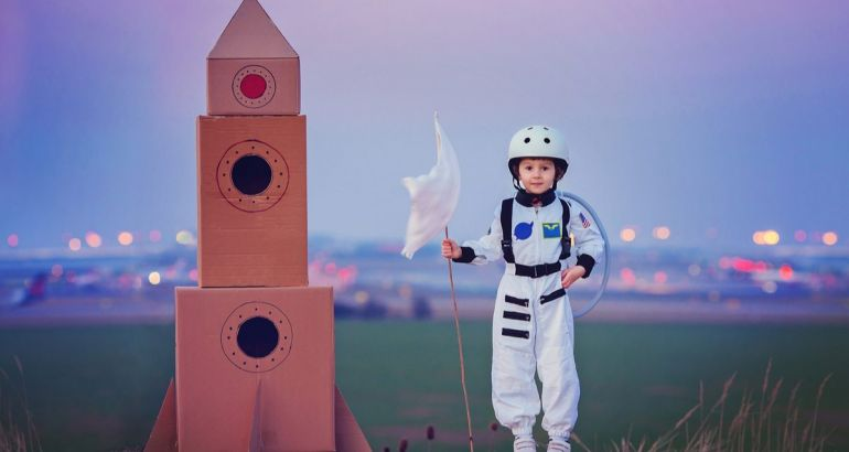 So you want to be an astronaut