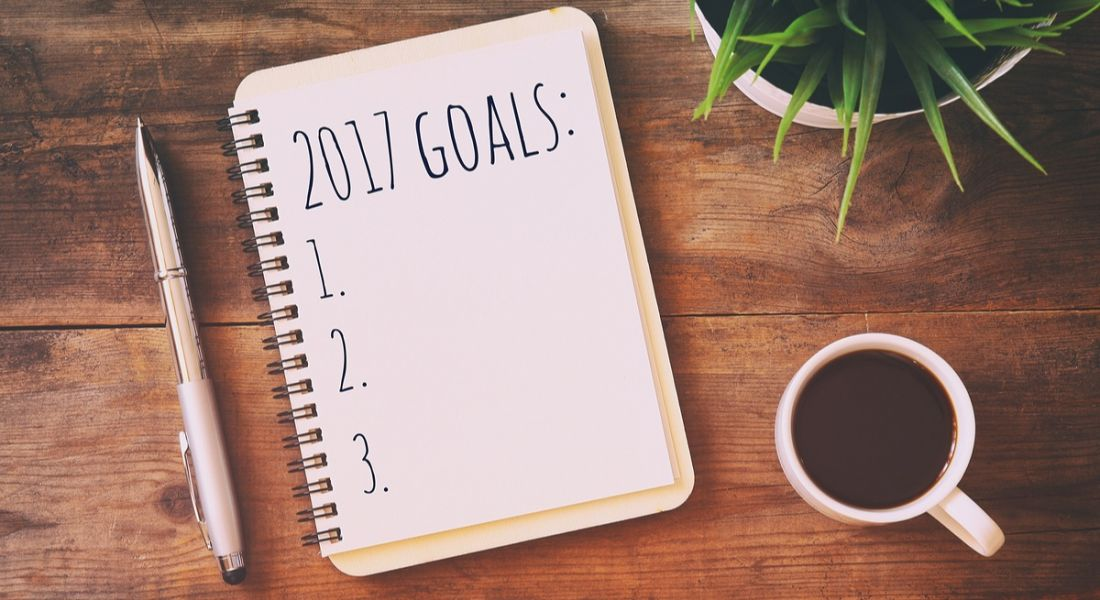 2017 new year resolutions