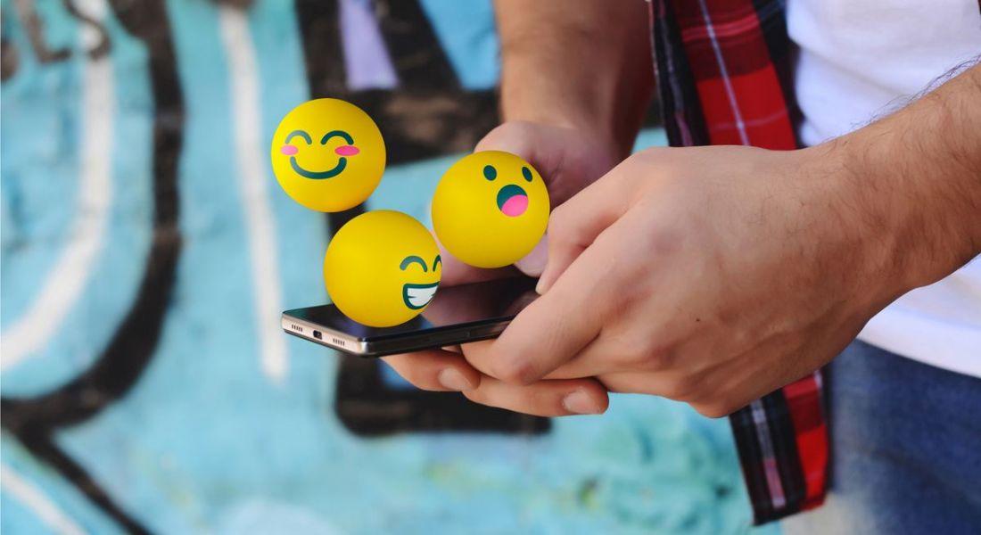 Emojis on phone