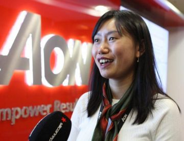 At Aon, diversity isn't just for International Women's Day