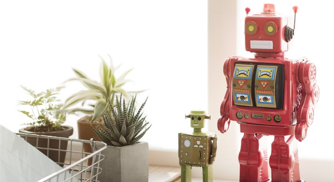 Machine learning future of work