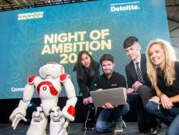 Deloitte wins two Graduate Recruitment Awards