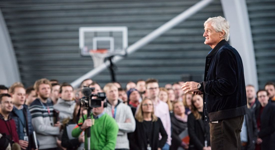 Dyson to double UK workforce to 7,000 with mega robot R&D campus