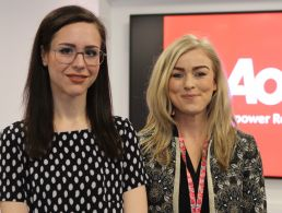 Behind the scenes at Aon's Dublin workplace (video)