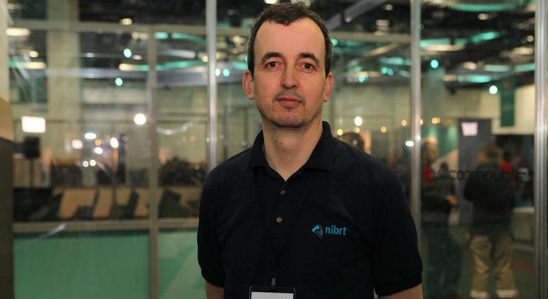 Biotech jobs Killian O'Driscoll NIBERT