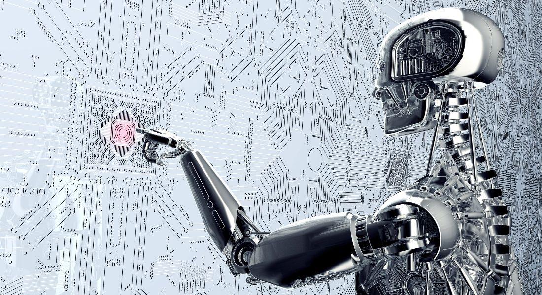 Robot. Image: posteriori/Shutterstock