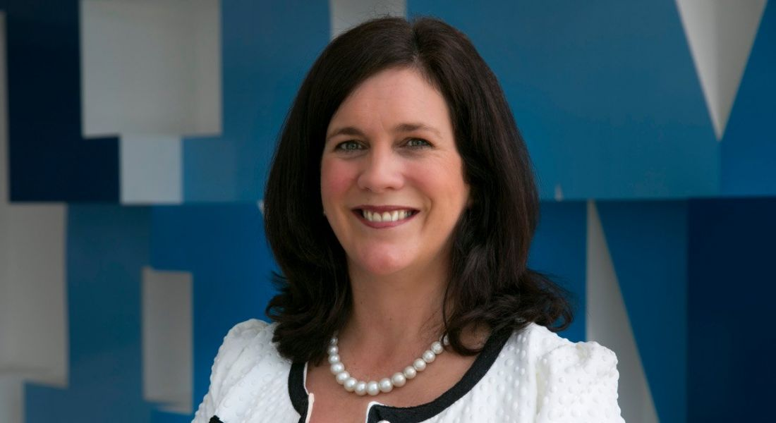Sinead Scully, director of enterprise business at IBM Ireland on the future of work and data