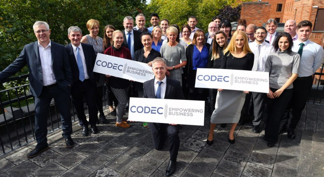 Codec to hire 100 people and plans to buy two tech firms