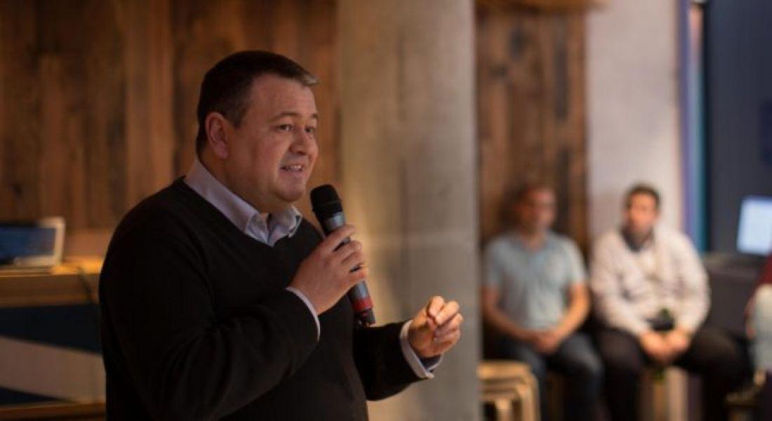 Paul Pierotti, managing director, Accenture Analytics. Image: Accenture
