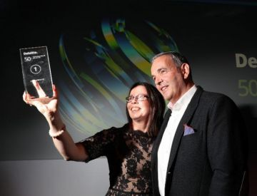 Hat trick for eShopWorld as it wins again in Deloitte Technology Fast 50